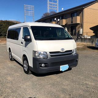 トヨタ - トヨタ ハイエースワゴン 平成21年 車検令和4年10月