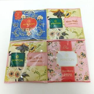 ミントン(MINTON)のMinton 和紅茶 ティーバッグ 3種4個(茶)