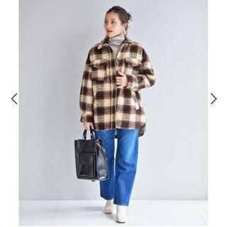 オゾック(OZOC)のジャケットコート(ダウンジャケット)