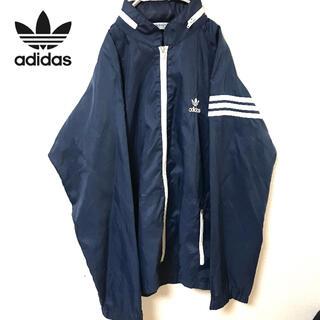 アディダス(adidas)の☆美品☆ 90s アディダス ナイロンジャケット スポーツMIX 送料無料(ナイロンジャケット)