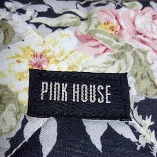 PINK HOUSE - PINK HOUSE ・手提げバッグ