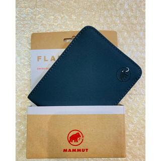 マムート(Mammut)のマムート フラップウォレット ブラック 新品未使用(登山用品)