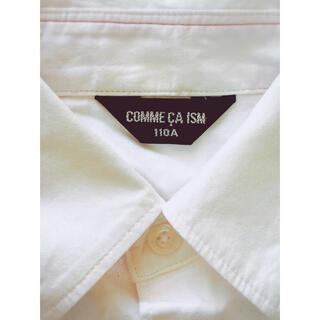 コムサイズム(COMME CA ISM)の★★ 中古 ★★ コムサイズム ★ キッズワイシャツ ★ 110cm ★★(ブラウス)
