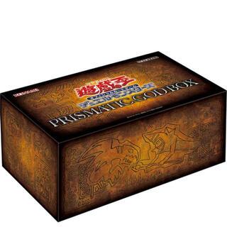 遊戯王 - GOD BOX ゴッドボックス 新品 未開封
