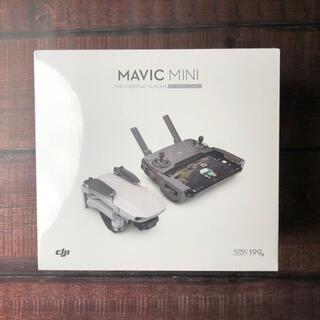 (新品未開封)ドローンDJI Mavic mini Fly More Combo