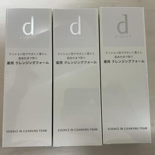 ディープログラム(d program)のd プログラム 洗顔(洗顔料)