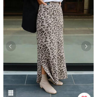 TODAYFUL - todayful レオパードスカート