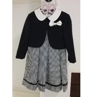 CHOPIN 120 ボレロ付きワンピース 入学式 スーツ 女の子