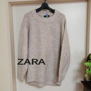 ZARA - ザラ オーバーサイズセーター ニット M