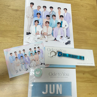 SEVENTEEN Ode To You グッズ マガジン(アイドルグッズ)