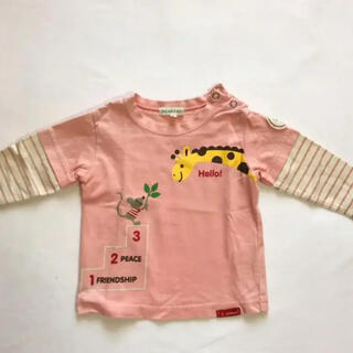 サンカンシオン(3can4on)の3can4on ロンT 80(Tシャツ)