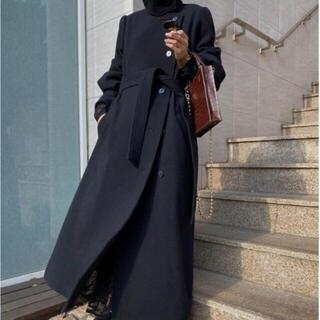 Ameri VINTAGE - ameri vintage POOFY FLARE LONG COAT