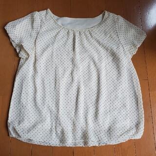 エヌナチュラルビューティーベーシック(N.Natural beauty basic)の古着 カットソー(カットソー(半袖/袖なし))