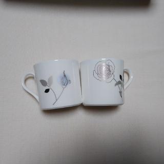 ニッコー(NIKKO)のNIKKO ペアコーヒーセット(グラス/カップ)