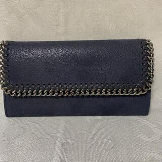 ステラマッカートニー(Stella McCartney)の美品 大人気 ステラマッカートニー 長財布 財布 ファラベラ(財布)