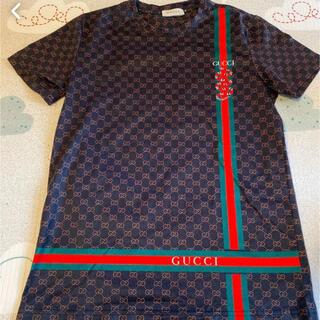 Gucci - GUCCI Tシャツ 蛇柄 新品未使用