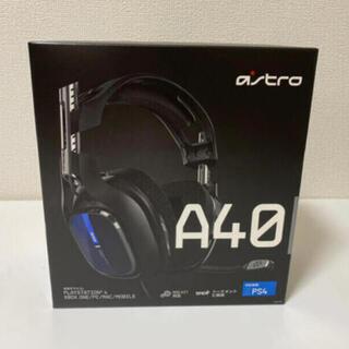 【新品未開封】astro A40 GAMING