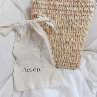 イソップ(Aesop)の〆Aesop 巾着袋(ショップ袋)