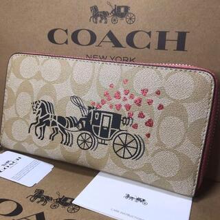 COACH - ◇【新品 未使用品】COACH 長財布 シグネチャー F91571
