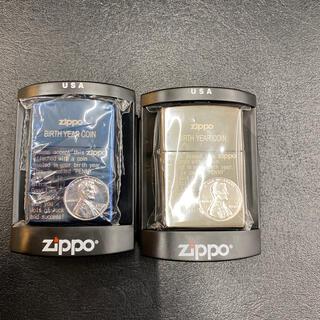 ジッポー(ZIPPO)のBritish year coin ペニーコイン(タバコグッズ)