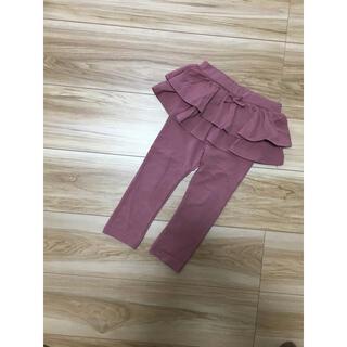 ユニクロ(UNIQLO)のUNIQLO スカート付きスパッツ♡(パンツ/スパッツ)