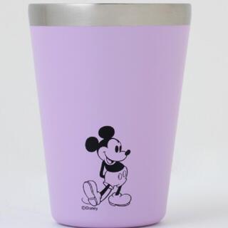 ディズニー(Disney)の新品 ミッキー タンブラー 紫(キャラクターグッズ)