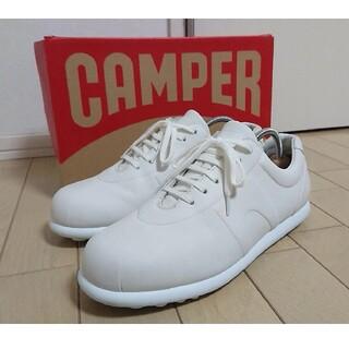 カンペール(CAMPER)の極美品■CAMPER カンペール PeLotas XL  レザースニーカー■42(スニーカー)