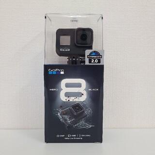 ゴープロ(GoPro)の新品未開封★GoPro Hero 8 Black 並行輸入品 ゴープロ(ビデオカメラ)