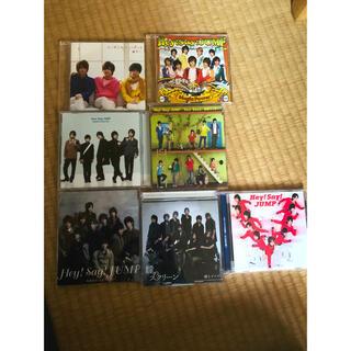 ヘイセイジャンプ(Hey! Say! JUMP)のHey! Say! JUMP シングル CD(ポップス/ロック(邦楽))