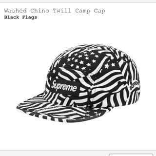 シュプリーム(Supreme)のSupreme Washed Chino Twill Camp Cap(キャップ)