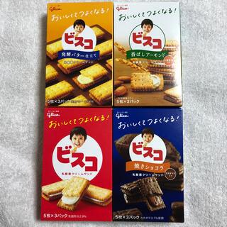 森永製菓 - ビスコ4個セット