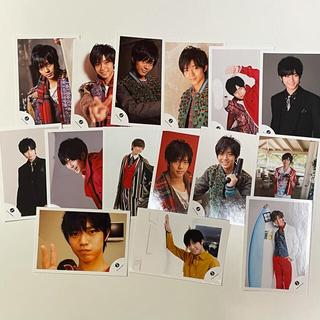 ジャニーズ(Johnny's)の永瀬廉 公式写真 15枚セット(男性アイドル)