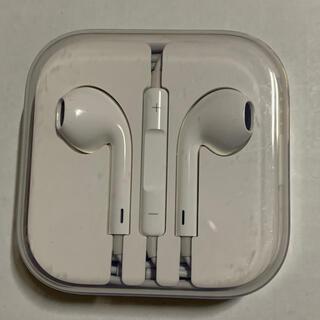 iPhone - iPhone イヤホン純正(旧iPhone S E)