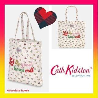 キャスキッドソン(Cath Kidston)のプレゼント付き!キャスキッドソン ローラースケーツ トートバッグ(トートバッグ)