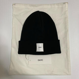 Jil Sander - ※未使用品※  OAMC - Logo Patch Wool Beanie