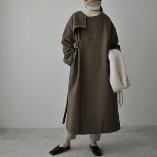TODAYFUL - 【美品】定価44,000円 日本製 LavishGate ウールトレンチコート