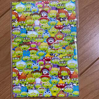 ディズニー(Disney)のDisney トイストーリー オリジナルアートカード 3枚セット♡(使用済み切手/官製はがき)