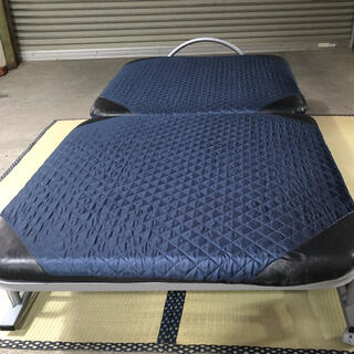 折りたたみベッド シングル(簡易ベッド/折りたたみベッド)