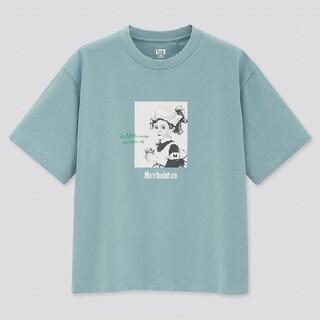 UNIQLO - 新品 未使用品 ユニクロ メンソレータム Tシャツ Lサイズ