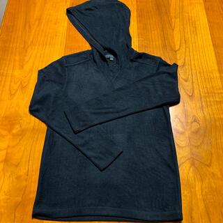 ユニクロ(UNIQLO)のユニクロ パーカーシャツ(シャツ/ブラウス(長袖/七分))