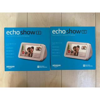 エコー(ECHO)のEcho Show 5 スクリーン付きスマートスピーカー with Alexa(スピーカー)