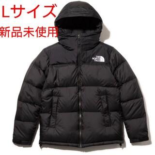 THE NORTH FACE - ノースフェイス ヌプシフーディ Lサイズ ブラック 直営店限定 完売 バルトロ