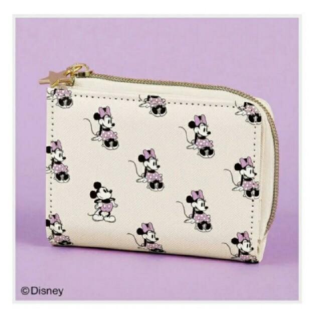 ミニー sweet 付録 開運ミニウォレット ミニー レディースのファッション小物(財布)の商品写真