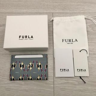 Furla - 【新品】Furla フルラ カードケース 定期入れ レザー