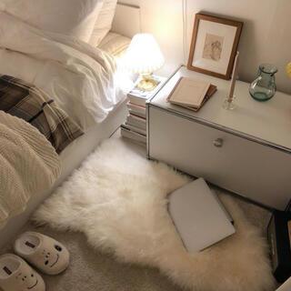 IKEA - 大きめ ファーマット ラグ