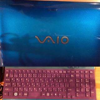 ソニー(SONY)のSony VAIO VPCEB39FJ/B(ノートPC)