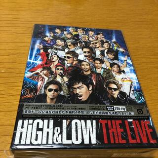 エグザイル トライブ(EXILE TRIBE)のHiGH & LOW THE LIVE(初回生産限定盤) Blu-ray(ミュージック)