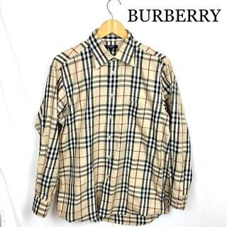 バーバリー(BURBERRY)のBurberry バーバリー  定番チェック シャツ(シャツ)