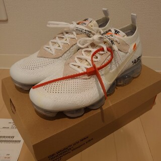 OFF-WHITE - THE10 NIKE × OFF-WHITE AIR VAPORMAX FX