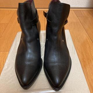 ヒミコ(卑弥呼)の【一回のみ使用】定価2万弱 ショートブーツ サイドゴアブーツ(ブーツ)